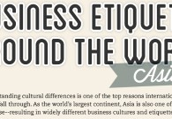 Business Etiquette around the World - Asia
