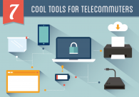 7 Cool Tools for Telecommuters