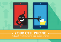 cell phone not as safe as you think