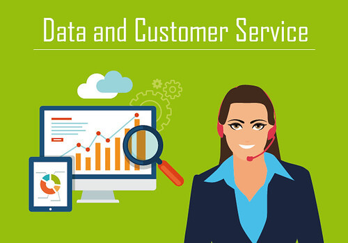 Data and customer service