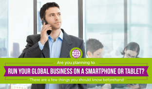 Run Your Global Business on a Smartphone or Tablet