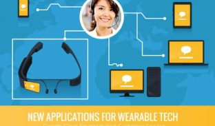 New applications for wearable tech
