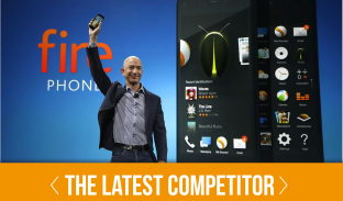 Amazon's Fire Phone: The Latest Competitor in the Smartphone Arena