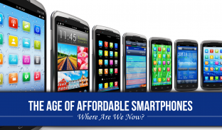 Affordable Smartphones
