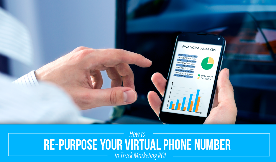 A virtual phone number can be assigned