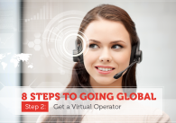 8 Steps to Globalization: Get a Virtual Operator