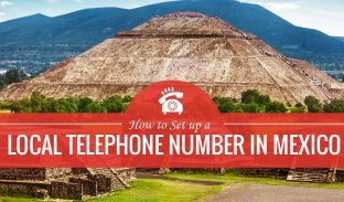 How to Set up a Local Telephone Number in Mexico