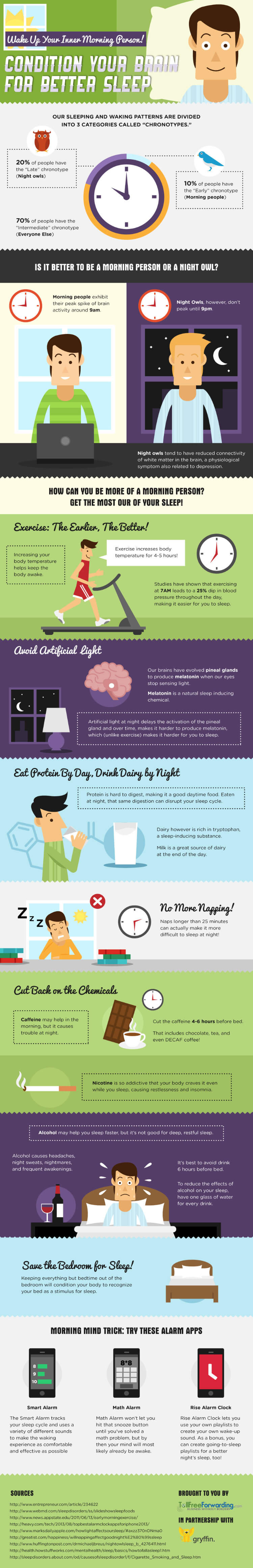 Wake Up Your Inner Morning Person Condition Your Brain for Better Sleep