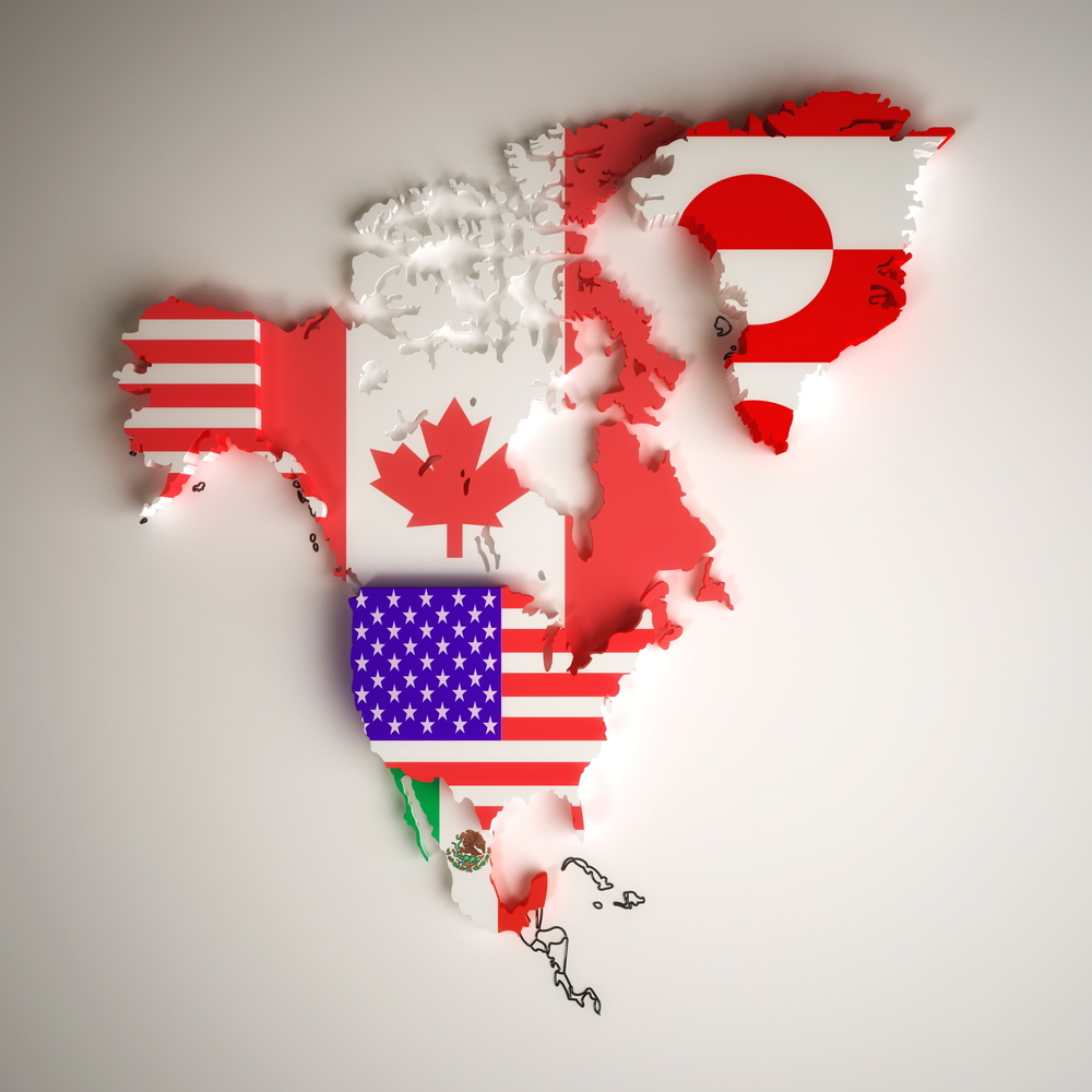 Business Etiquette North America on American Flag Etiquette