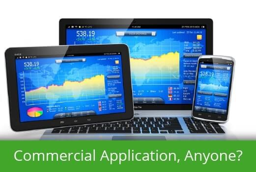 commercial-application-anyone