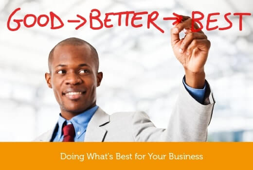 doing-what-is-best-for-your-business
