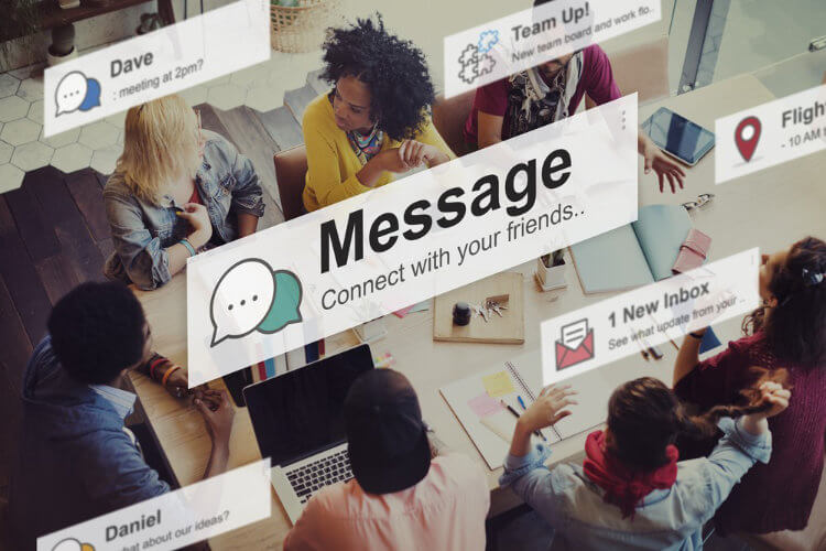 How We Consume Modern Communicative Platforms