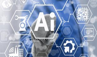 Artificial intelligence linking with data, mechanics, industry, transport, and communication