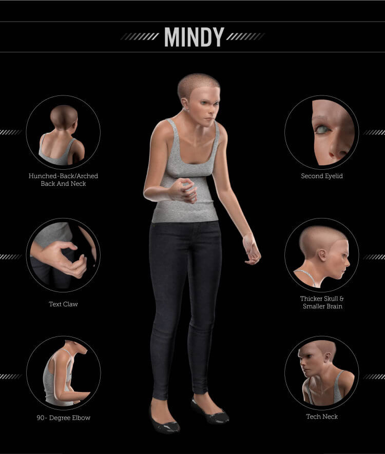 Mindy Detailed Image
