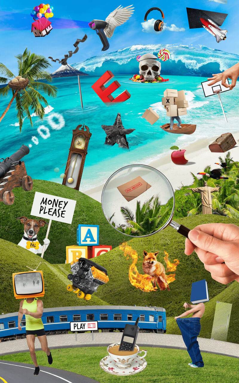 Brands Quiz Can You Find All 32 Tech Brands Hidden in This Image