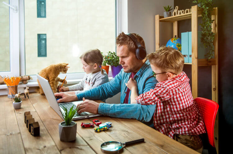 How to Work from Home 15 Hacks to Being More Productive in a Home Office